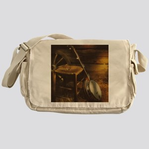 Banjo Picture Larger Messenger Bag