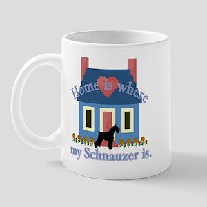 Standard Schnauzer Mug