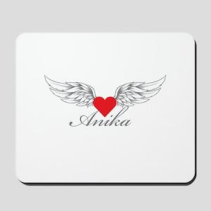 Angel Wings Anika Mousepad