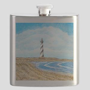 Cape Hatteras mp Flask