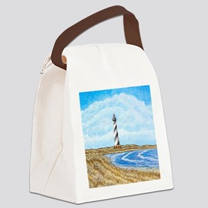 Cape Hatteras mp Canvas Lunch Bag