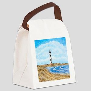 Cape Hatteras mp Canvas Lunch Bag