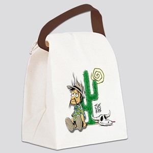 2-lost-dutchman-cactus Canvas Lunch Bag
