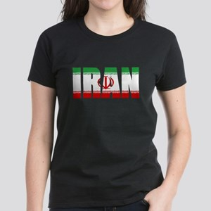 Iran T shirt for Persian Iran Women's Dark T-Shirt