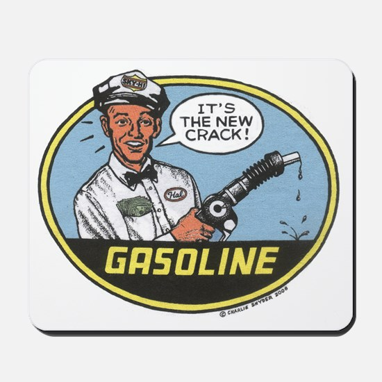 Gasoline Use This Mousepad