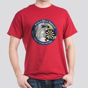 Darts Blind Squirrel Dark T-Shirt