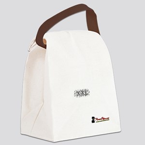 Property of Canvas Lunch Bag