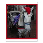 Holiday Horse Small Poster