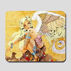 blonde-angel-poster-lg Mousepad