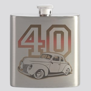 40 ford color Flask