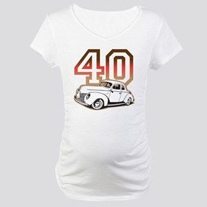 40 ford color Maternity T-Shirt