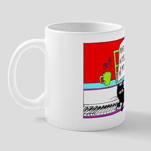 catcerto kitty magnet Mug