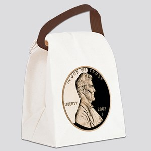 Penny Canvas Lunch Bag