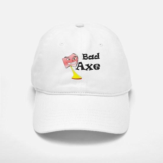 Bad AXe Baseball Baseball Baseball Cap