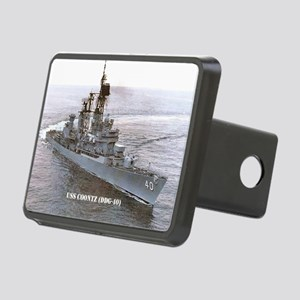 coontz ddg small poster Rectangular Hitch Cover