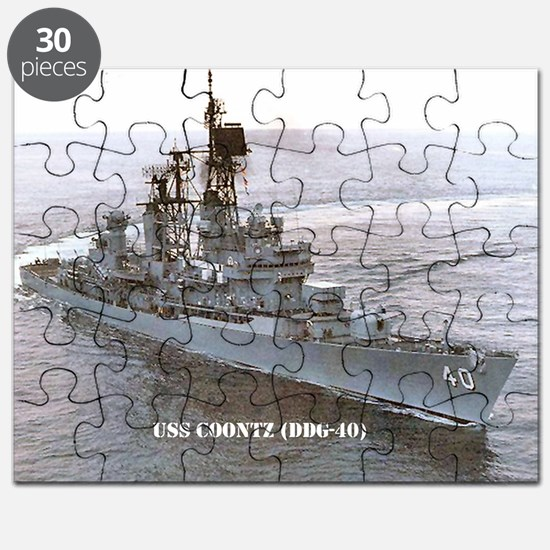 coontz ddg small poster Puzzle
