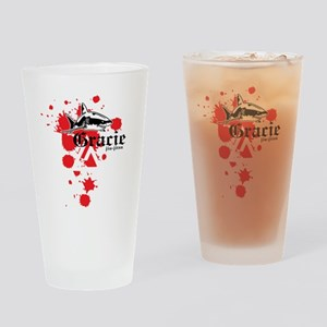 graciefinal2-3BLK Drinking Glass