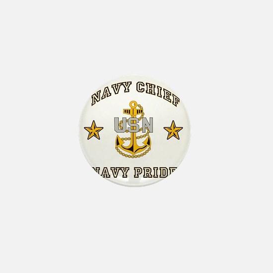 Chief Pride Mini Button