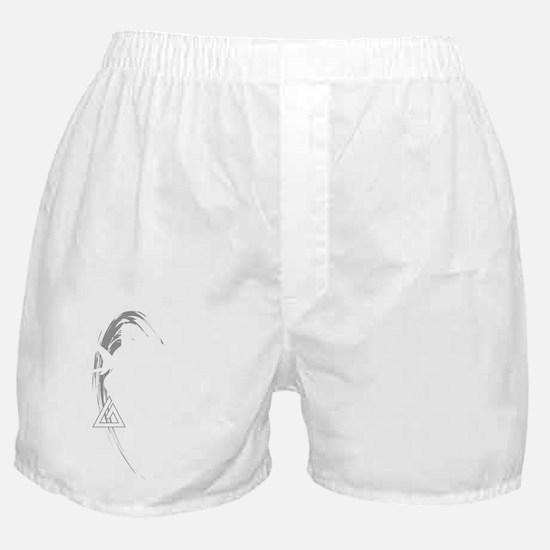 graciefinal2-6WHT Boxer Shorts
