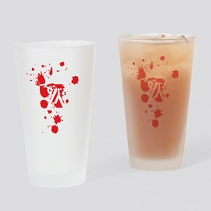 graciefinal2-3WHT Drinking Glass
