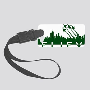 NY JETS_BELIEVE_lt Small Luggage Tag
