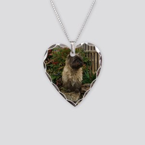 FionaBird Necklace Heart Charm
