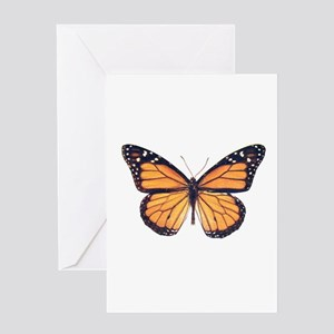 Vintage Butterfly Greeting Cards