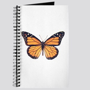 Vintage Butterfly Journal
