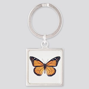 Vintage Butterfly Keychains
