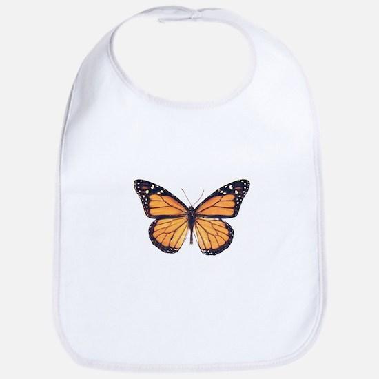 Vintage Butterfly Bib