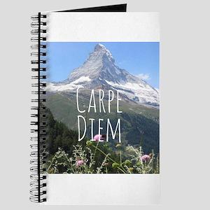 Carpe Diem - Climb a Mountain Journal