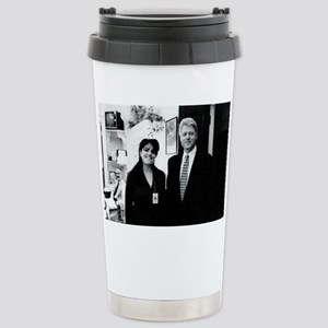 ART Clinton mistress v2 Stainless Steel Travel Mug