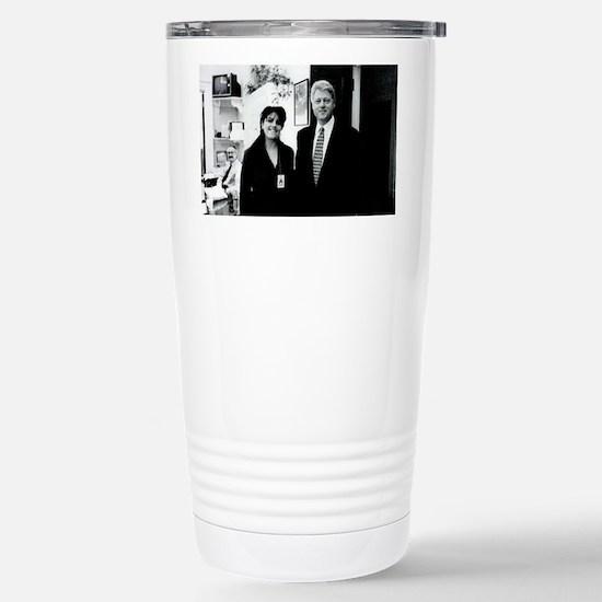 ART Clinton mistress v2 Stainless Steel Travel Mug