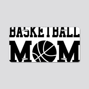 basketball-mom Aluminum License Plate