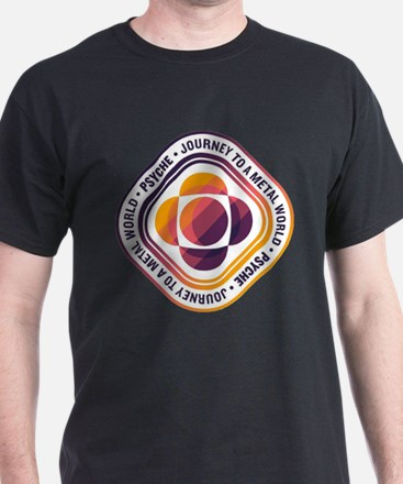 Psyche Mission Logo T-Shirt
