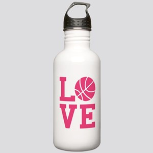 love-basketball Stainless Water Bottle 1.0L
