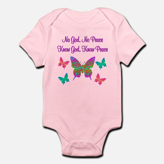 PRAISE GOD Infant Bodysuit