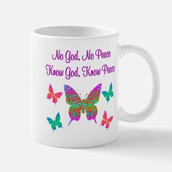 PRAISE GOD Mug