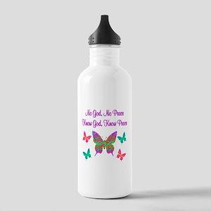 PRAISE GOD Stainless Water Bottle 1.0L