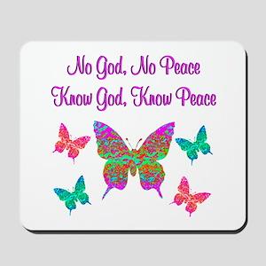 PRAISE GOD Mousepad