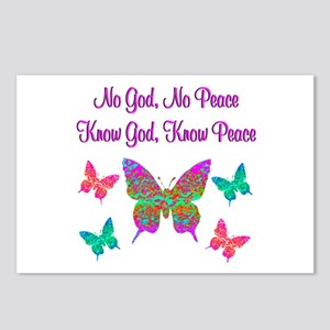 PRAISE GOD Postcards (Package of 8)