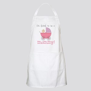 mommy to be (front only) BBQ Apron