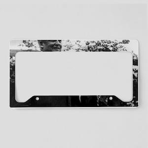 ART Hardings License Plate Holder