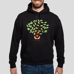 Tree Hugger Hoodie (dark)