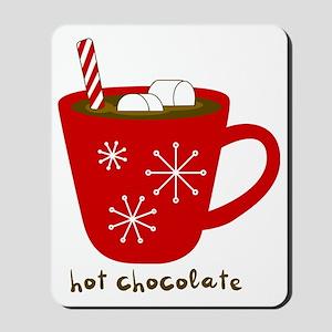 Holiday Hot Chocolate Mousepad