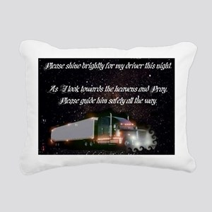 2-twinkletwinkly Rectangular Canvas Pillow