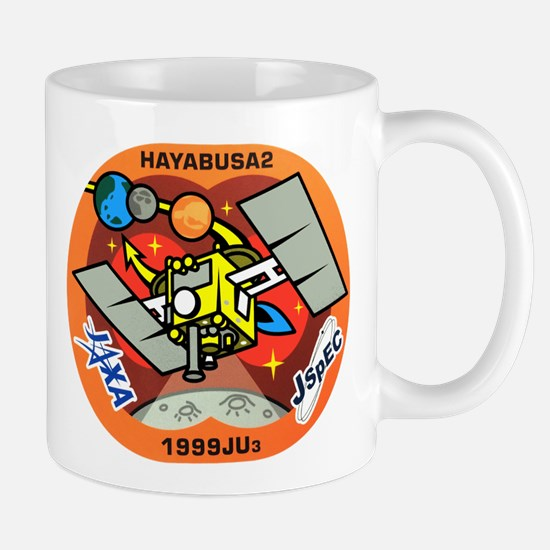 Hayabusa 2 Logo Mug