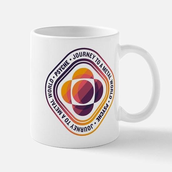 Psyche Mission Logo Mug Mugs