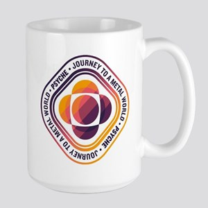 Psyche Mission Logo Large Mug