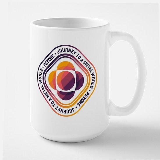 Psyche Mission Logo Large Mug